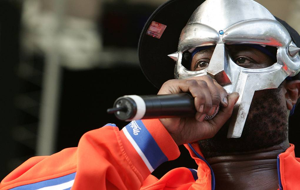 Дэниел Думилей (MF Doom) Peter Kramer/Getty Images