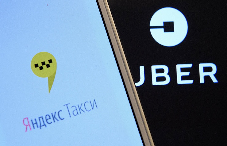 Yandex Taxi, Uber close online taxi ordering businesses merger deal