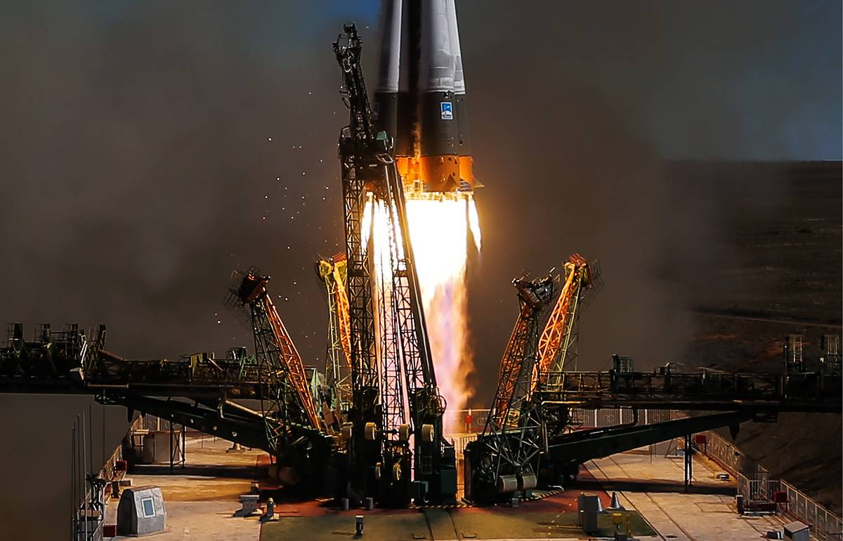 Next expedition may go to ISS on December 3 - TASS
