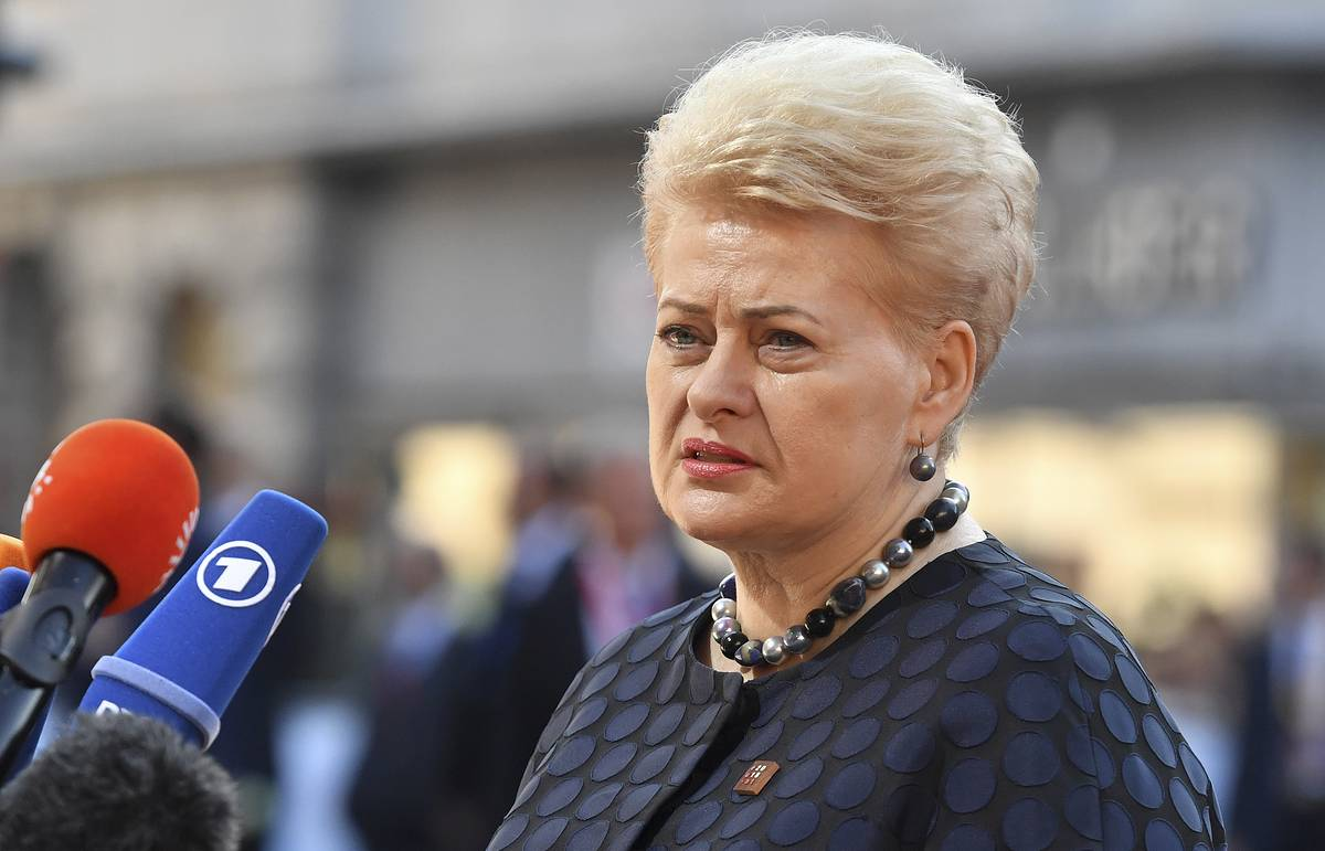 Lithuania imposes sanctions on Russian citizens involved in Kerch Strait incident