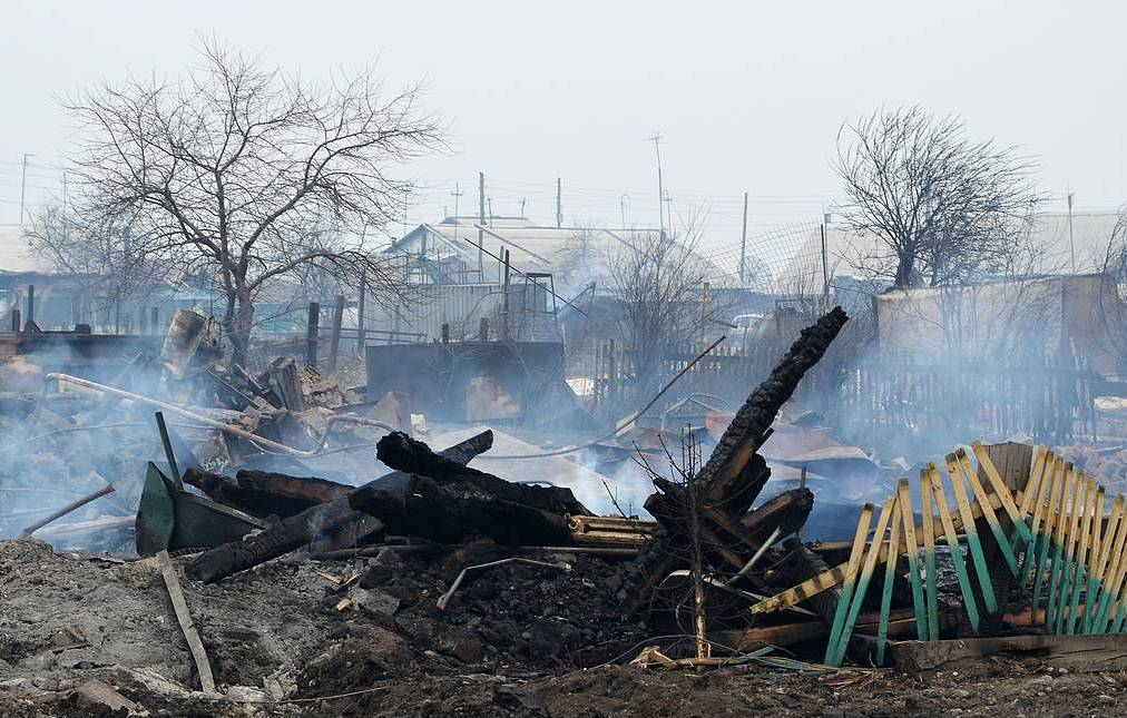 All East Siberian fires extinguished, says Russian Emergencies Ministry