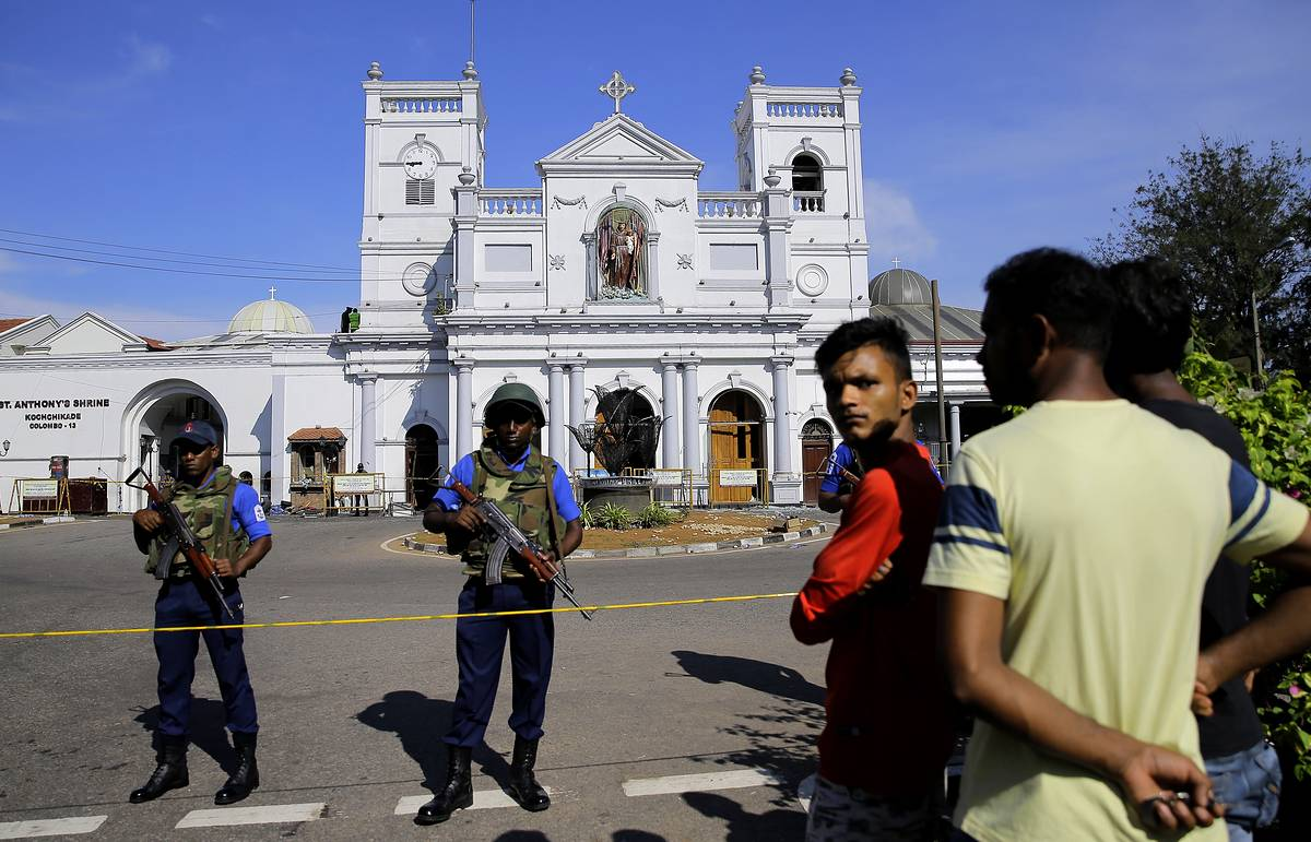 Explosions in Sri Lanka could be committed in response to New Zealand attacks — minister