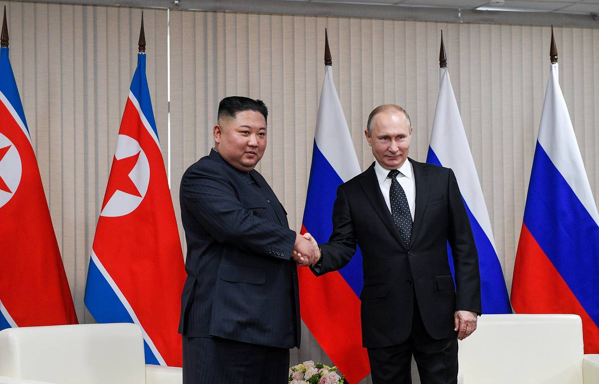 Press review: Kim summit bolsters Russia and US to probe Kiev's 2016 election 'meddling'