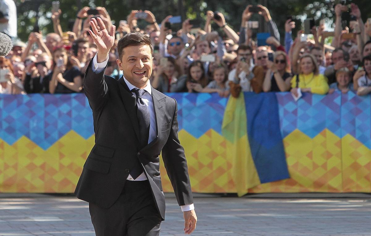 Russia hopes that Zelensky will be committed to unifying Ukrainians — diplomat