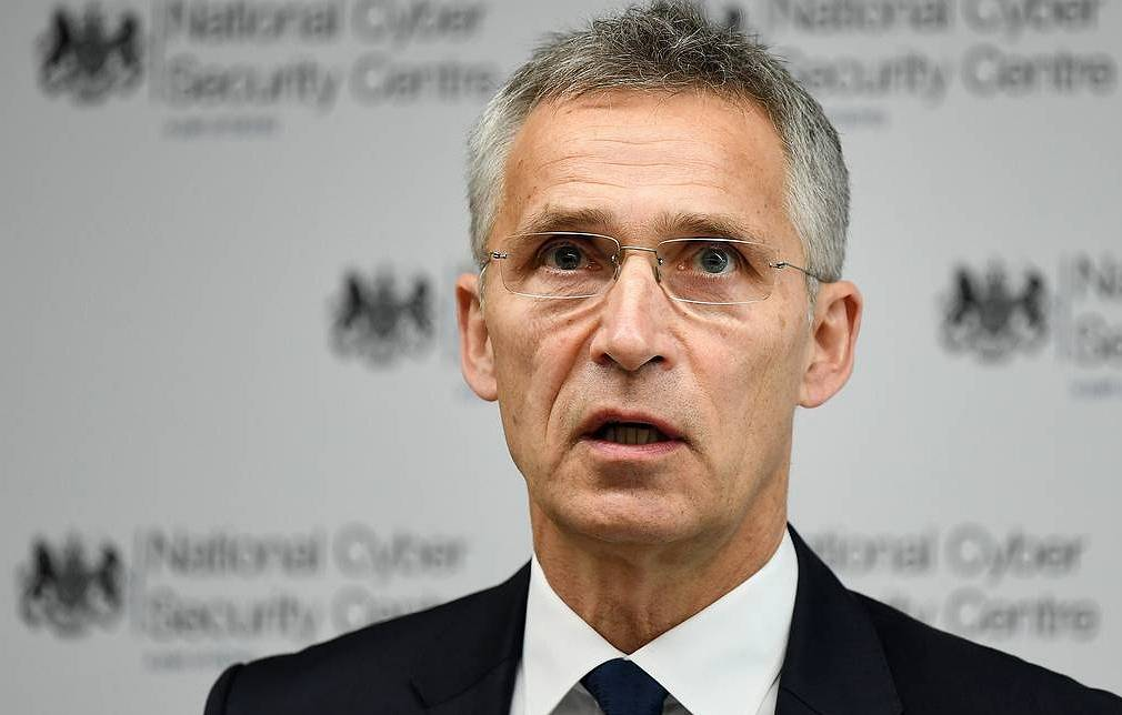 INF treaty can be saved, political will needed for that, NATO chief says
