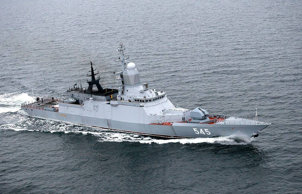 Three Russian warships to keep NATO Baltops-2019 exercise