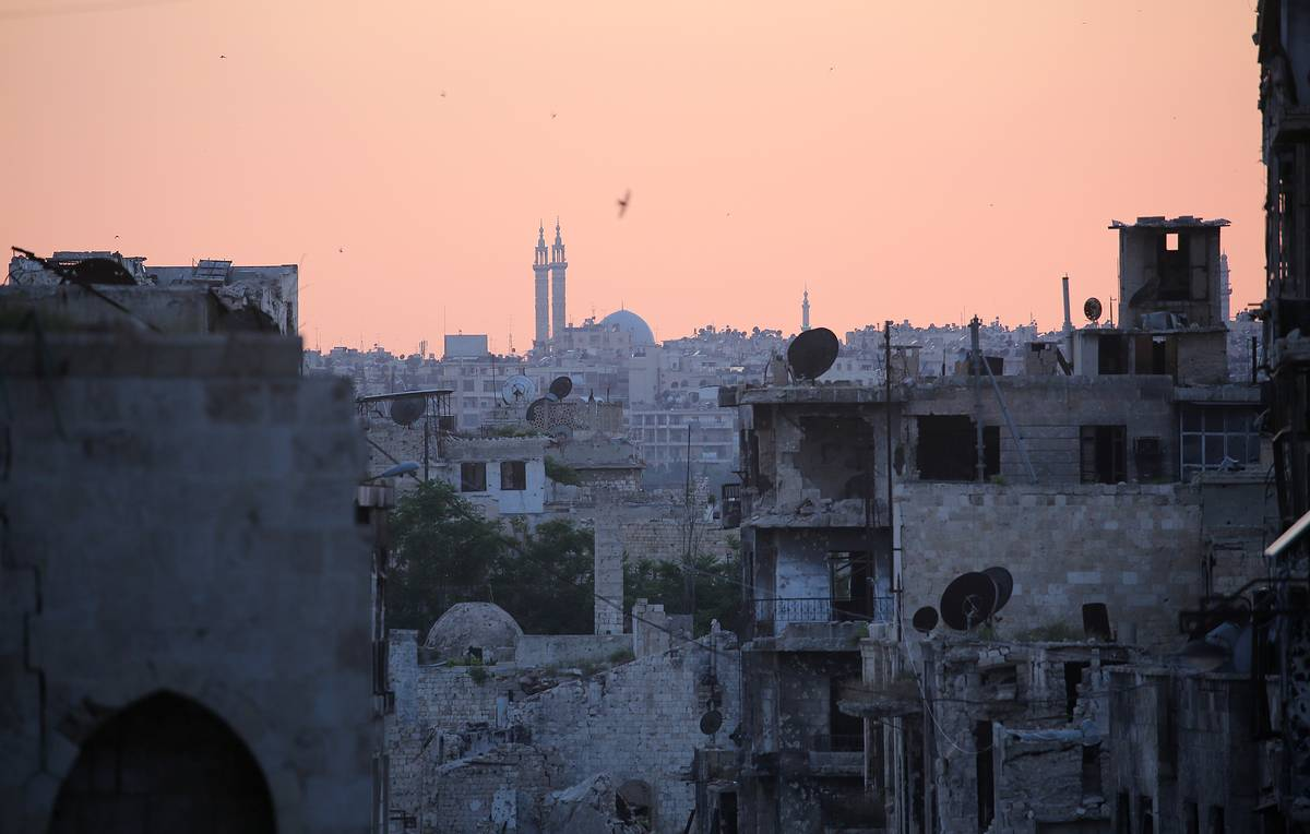 Eleven settlements in Syria come under shelling by militants in past day