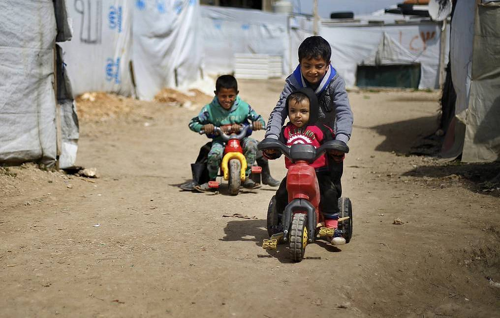 Over 2,000 children from other states currently stay in Iraq, Syria