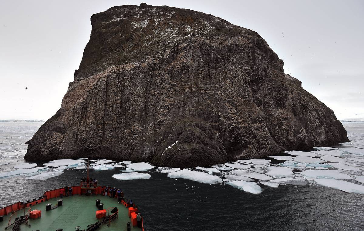 Northernmost museum to open on Franz Josef Land