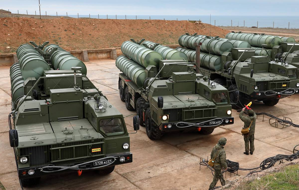 Press review: Turkey picks S-400s over F-35s and can ties with Ukraine be restored