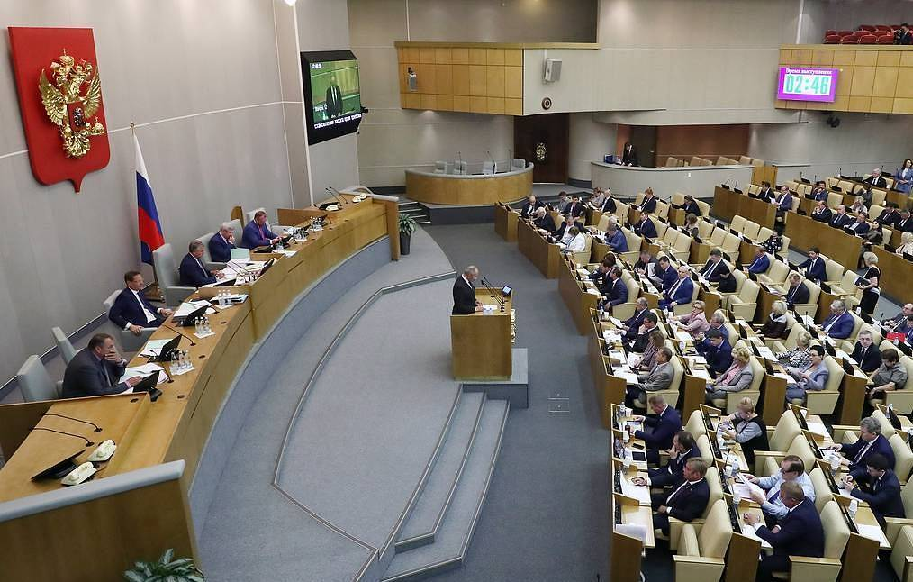 Bill on email users' identification introduced to State Duma