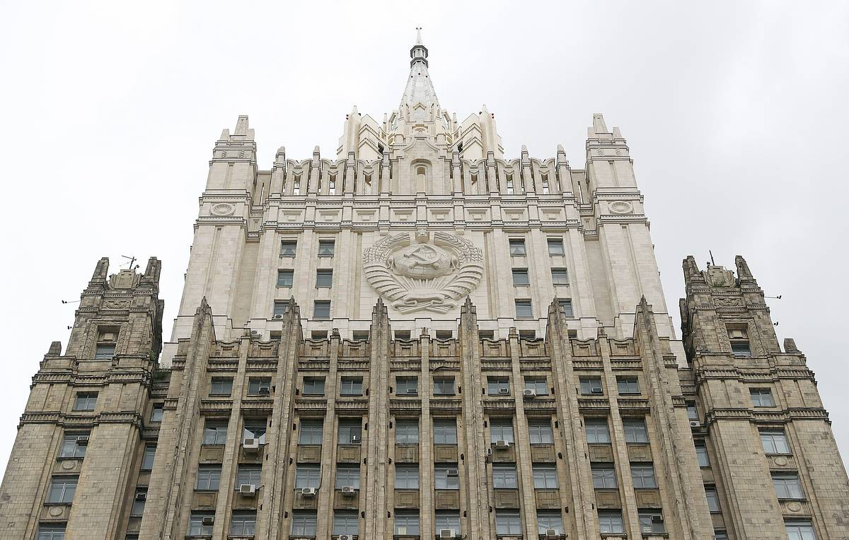 Anti-Russian hysteria does not help ensure stability in the Caucasus — foreign ministry