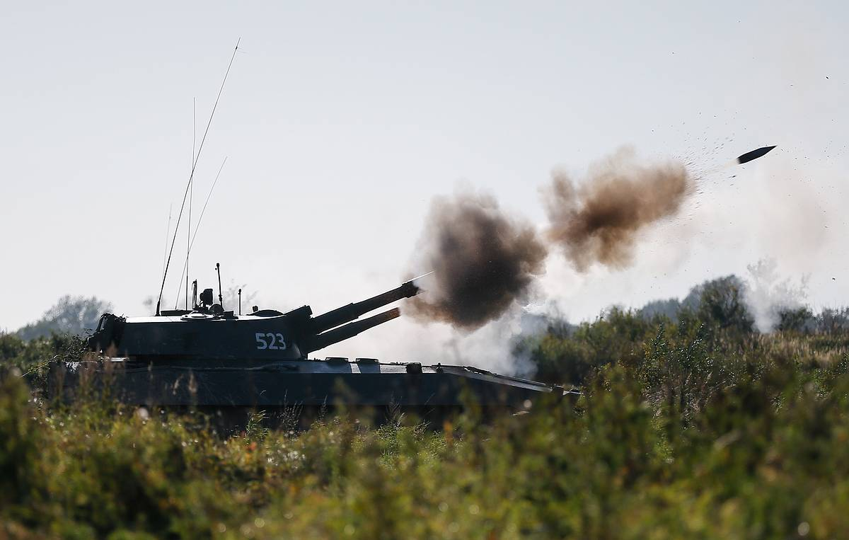 Russian, Mongolian troops employ new tactic in Selenga-2019 joint drills