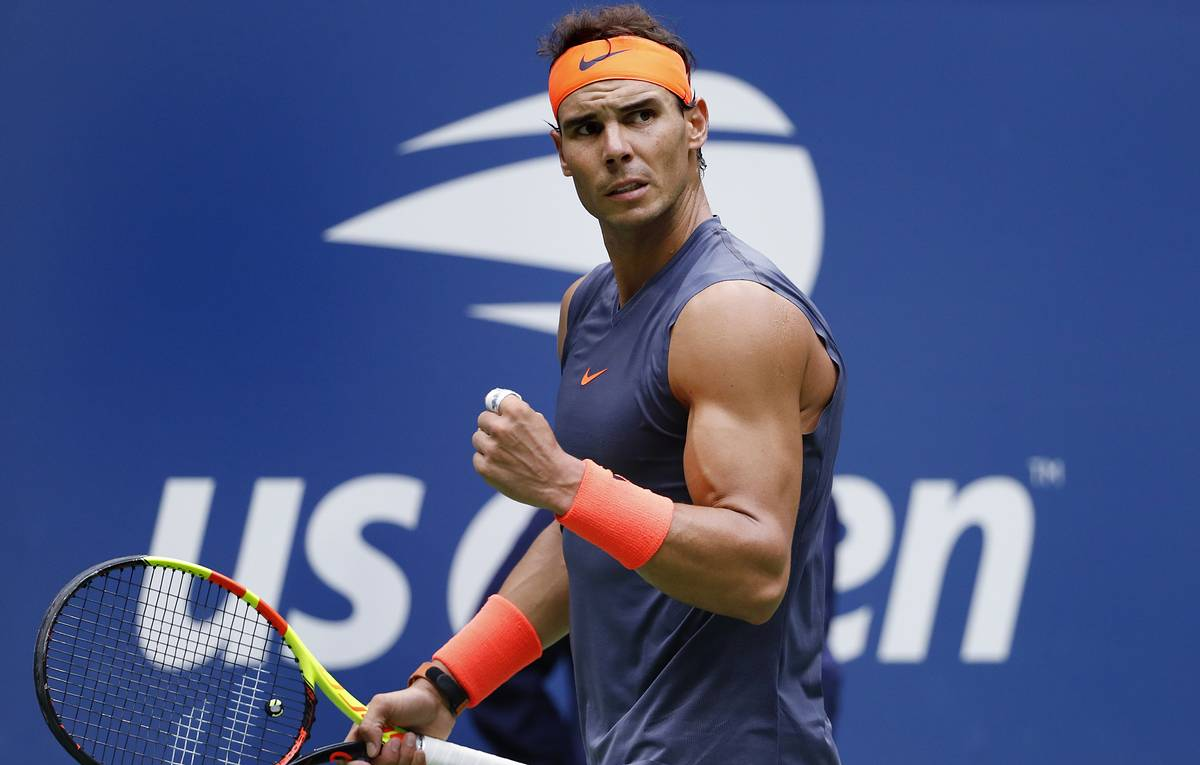 Russian tennis player Medvedev's game is impressive, says Nadal
