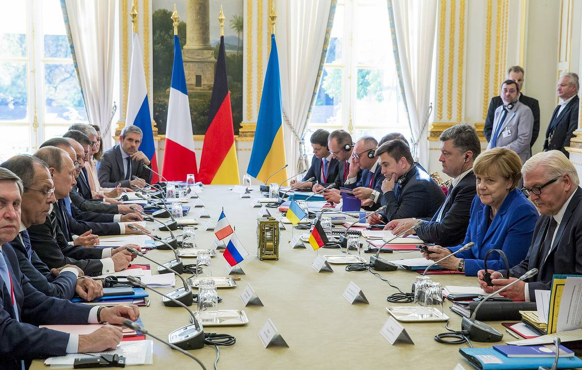 Russia ready for Normandy Four summit under several conditions, says Kremlin