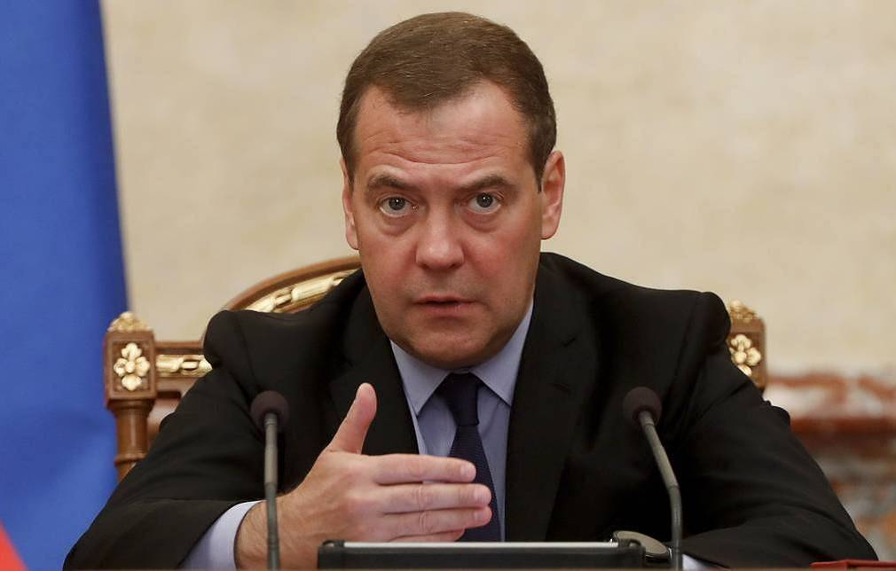 Medvedev bashes US general's idiotic remarks about Kaliningrad's air defenses
