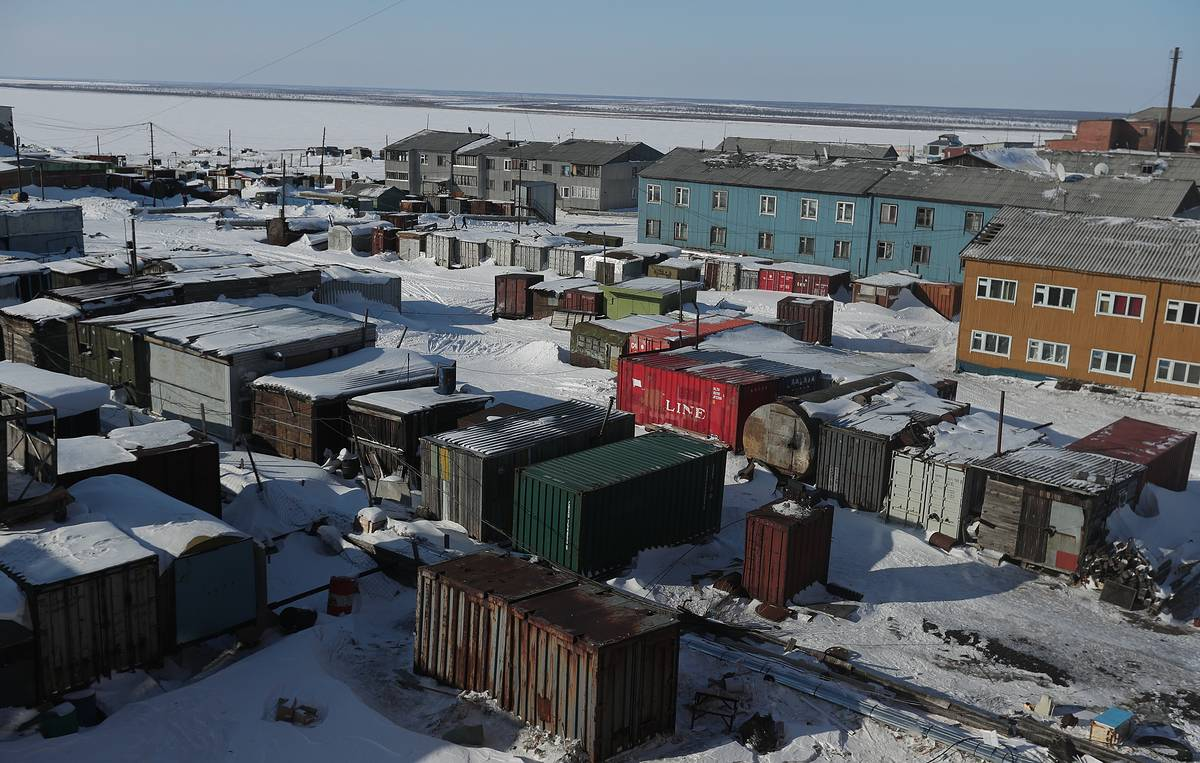 First water treatment plant to be built in Arctic settlement