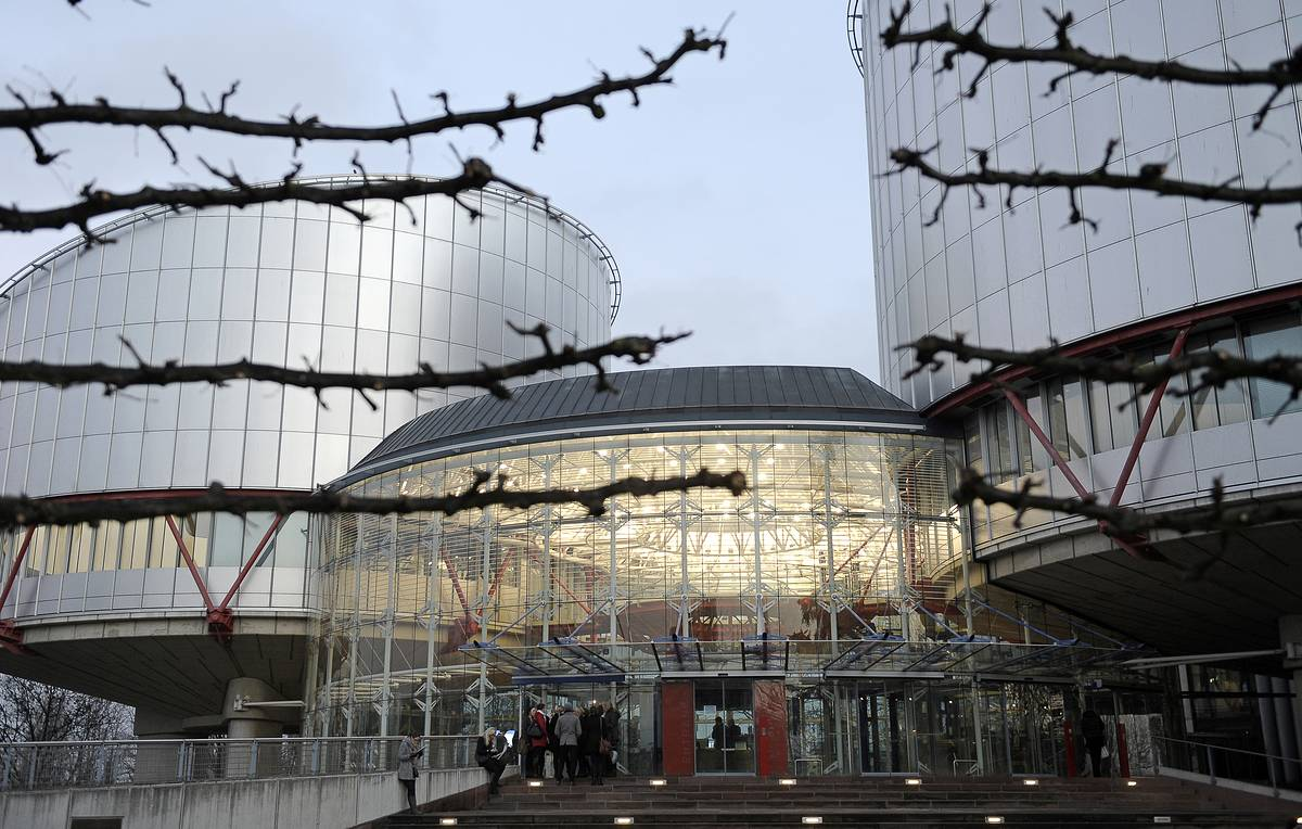 Russia's ECHR envoy says foreign intel falsified evidence for Georgia-Ukraine complaints