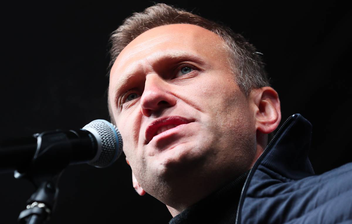 Navalny's foundation files claim against being placed on foreign agents list