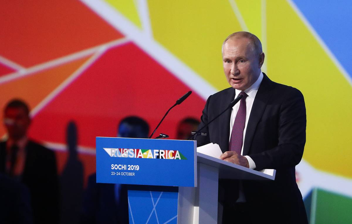 'The best in the world': Putin lauds effectiveness of Russia's revolutionary Ebola vaccine