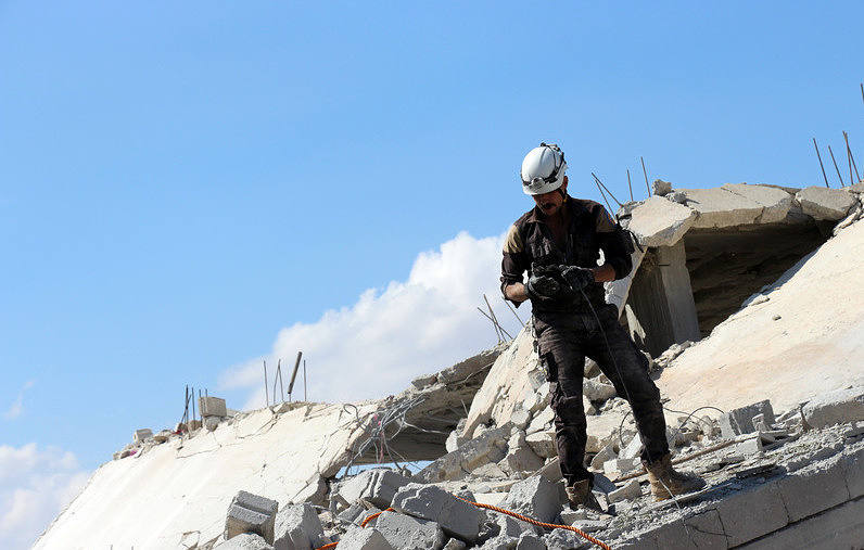 White Helmets preparing to stage chemical attack in Syria — Russian reconciliation center