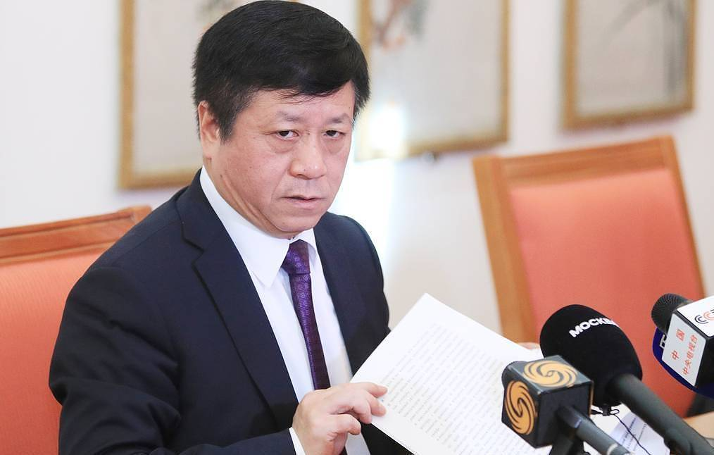 Chinese envoy says coronavirus outbreak will be defeated, effective vaccine developed