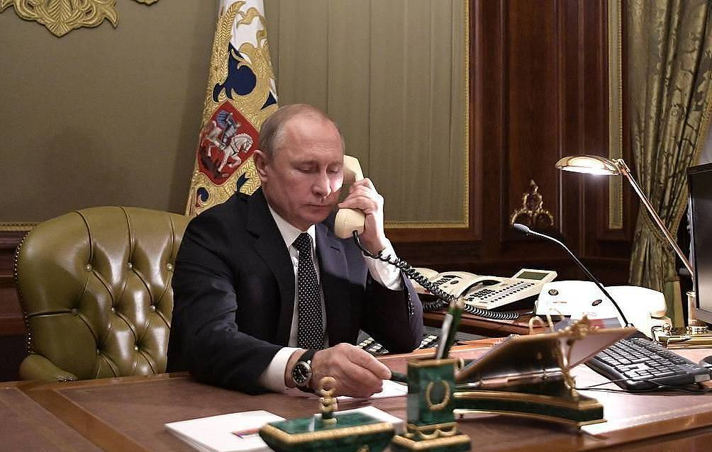 Presidents Of Russia And Azerbaijan Discuss Regional Issues In Phone Call Russian Politics Diplomacy Tass