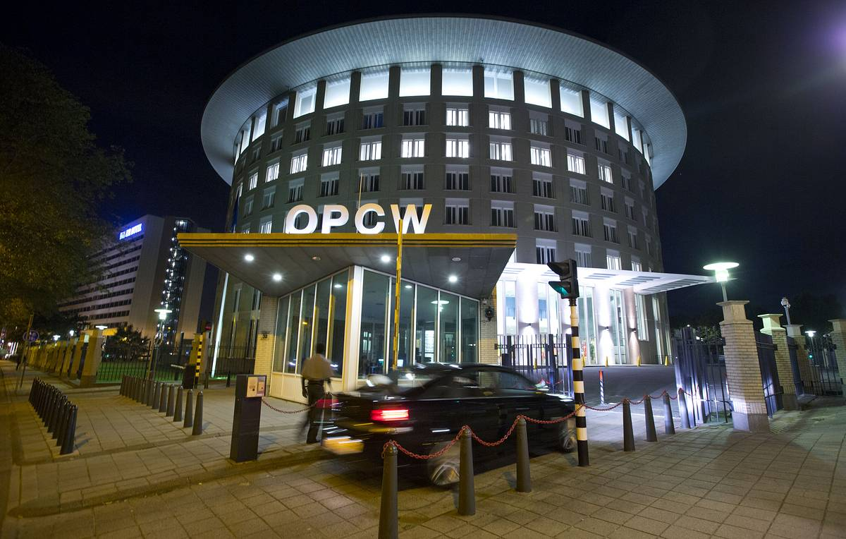 OPCW experts personally took Navalny's samples — German Foreign Office