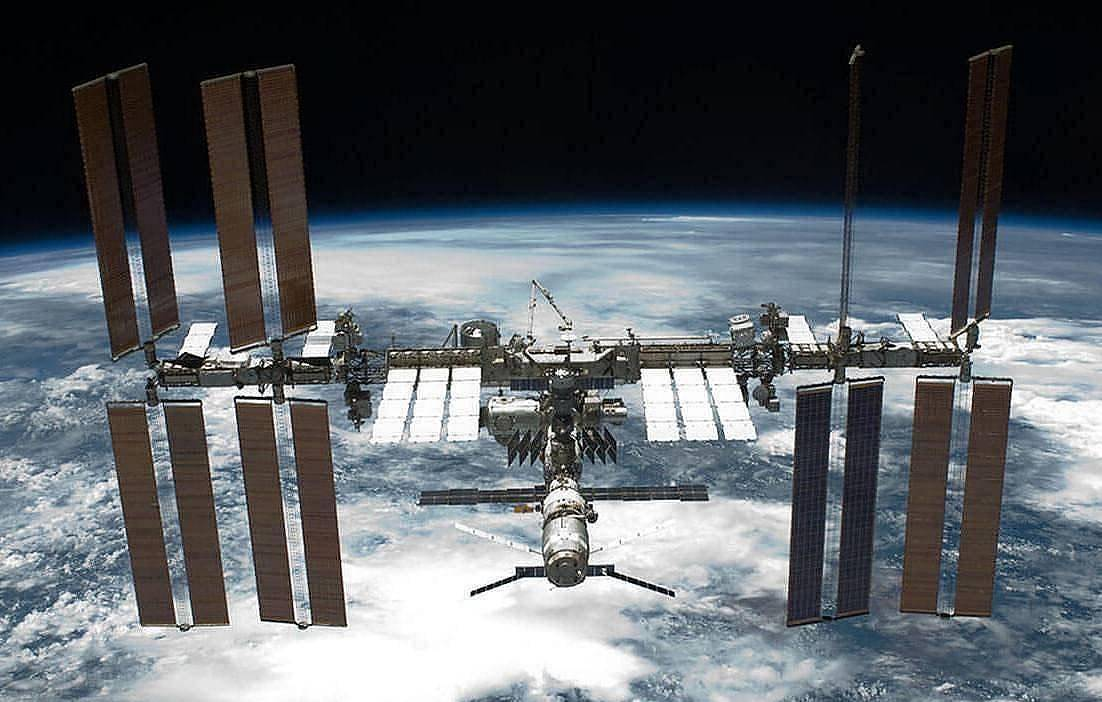 Detected crack aboard Space Station may be a result of external impact, says cosmonaut