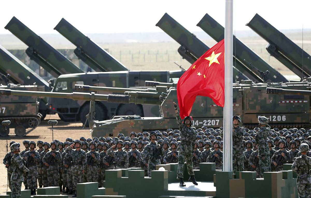 China to become NATO's second main enemy after Russia in next 10 years, report says