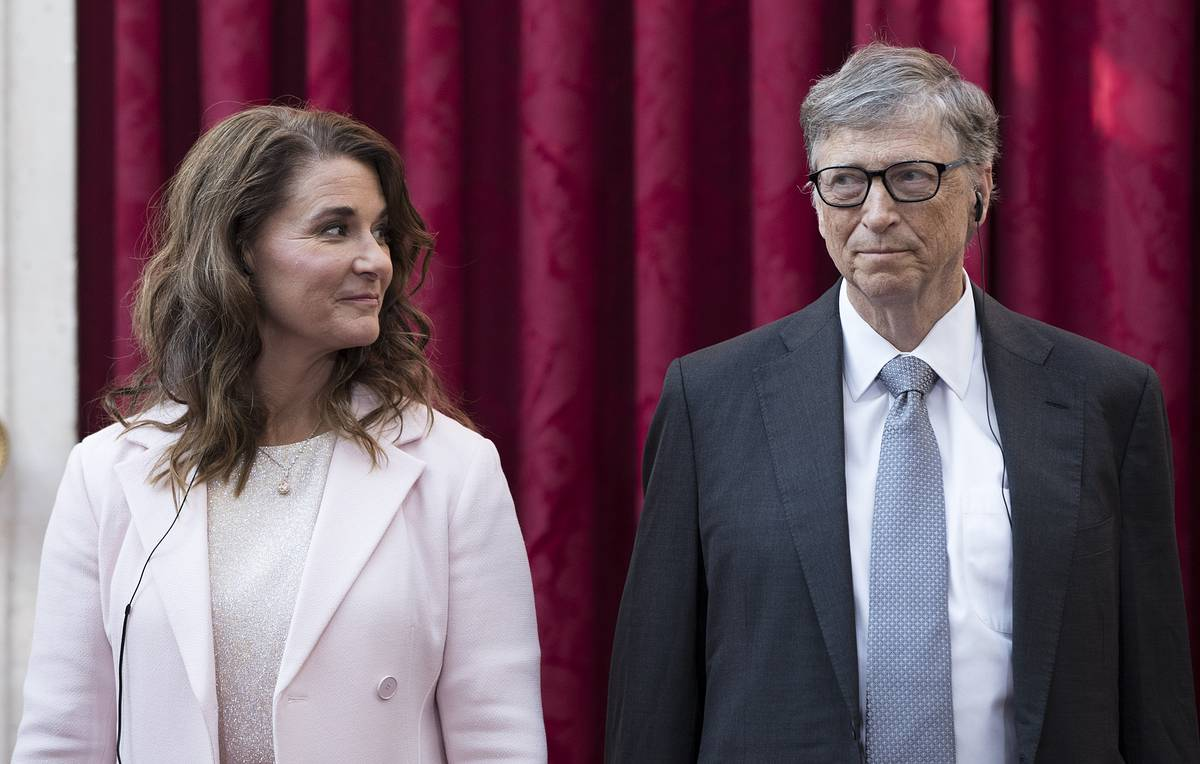 Bill and Melinda Gates split up after almost 30 years of marriage - Society  & Culture - TASS