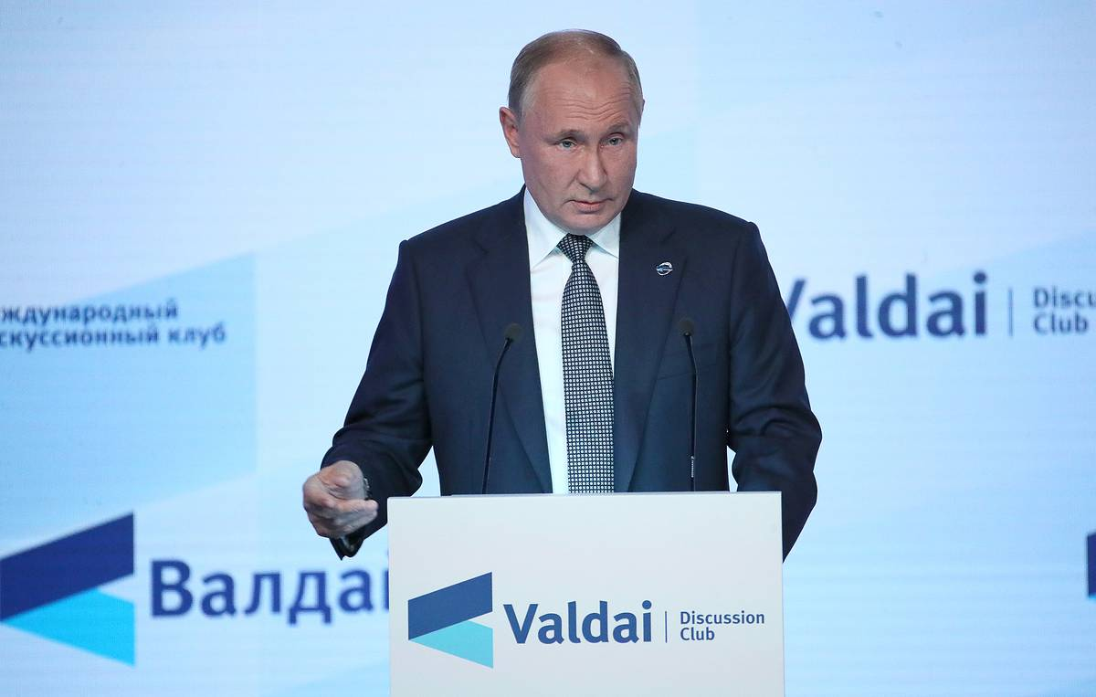 NATO countries bear primary responsibility for Afghanistan developments — Putin