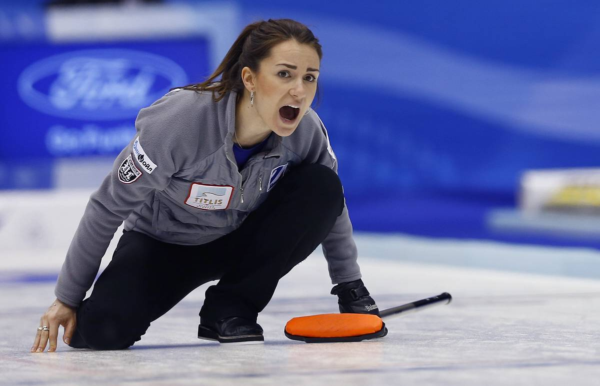 womens curling teams named - HD 1200×771