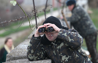 Ukrainian troops (archive)