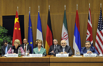 Participants of the previous round of talks