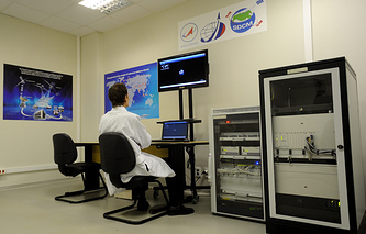 First GLONASS Correction and Monitoring Station at the Brasilia University