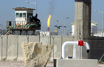 West Qurna-2 oil field (archive)