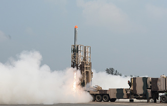 India's long range sub-sonic cruise missile 'Nirbhay'