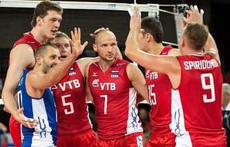 Russian national volleyball team