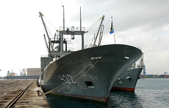 Iranian warships (archive)