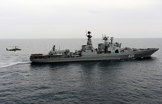 Project 1155 Vice-Admiral Kulakov large antisubmarine warfare ship (Udaloy-class frigate)