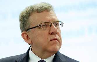 Head of Center for Strategic Development Aleksei Kudrin