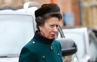 Britain's Princess Anne