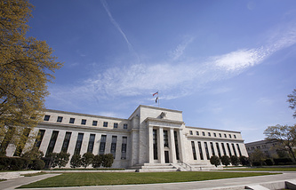 US Federal Reserve Bank Building in Washington