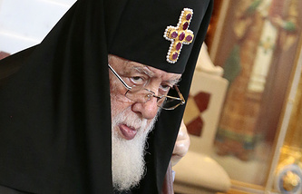 Catholicos-Patriarch Ilia II of All Georgia