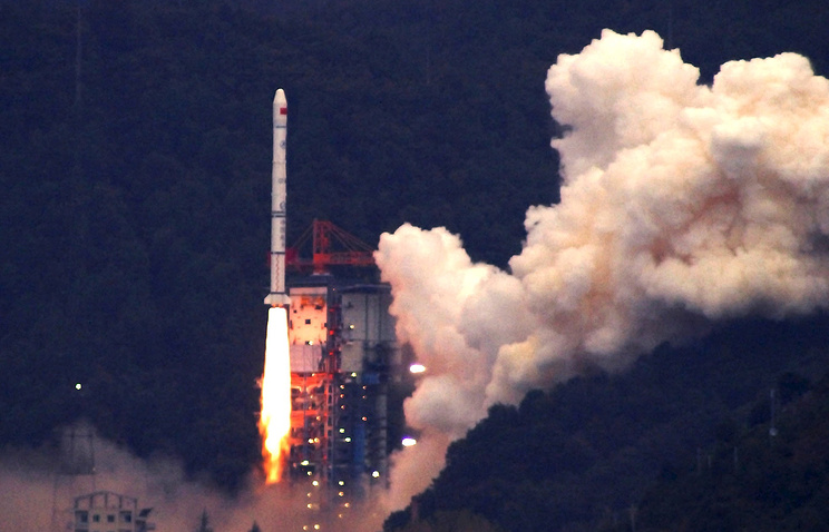 Chang'e-1 launch