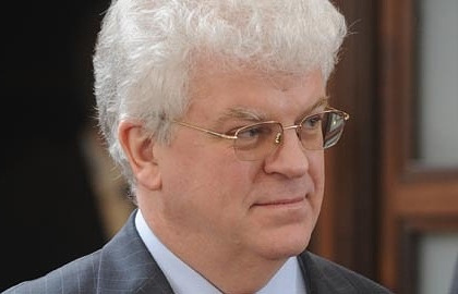 Permanent Representative of Russia at the EU Vladimir Chizhov
