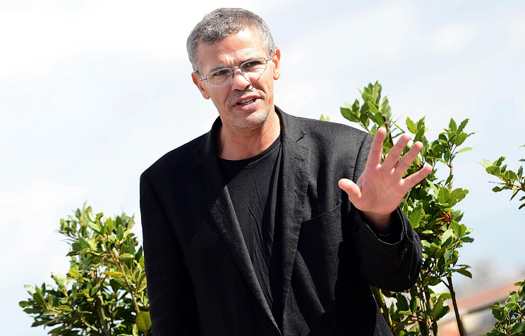 """Blue Is the Warmest Color"" director Abdellatif Kechiche"