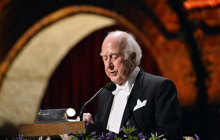 British scientist Peter Higgs