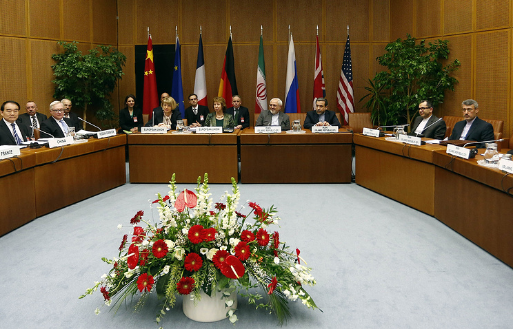 5+1 nuclear talks (archive)